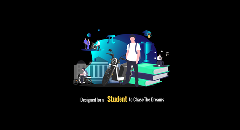 STUDENT?, CHASE YOUR DREAM WITH QuarkU