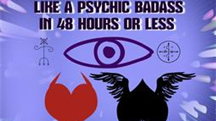 PSYCHIC CARTOMANCY: HOW TO READ PLAYING CARDS LIKE A PSYCHIC BADASS IN 48 HOURS OR LESS