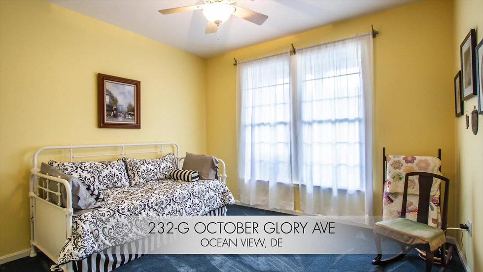 232-G October Glory Avenue