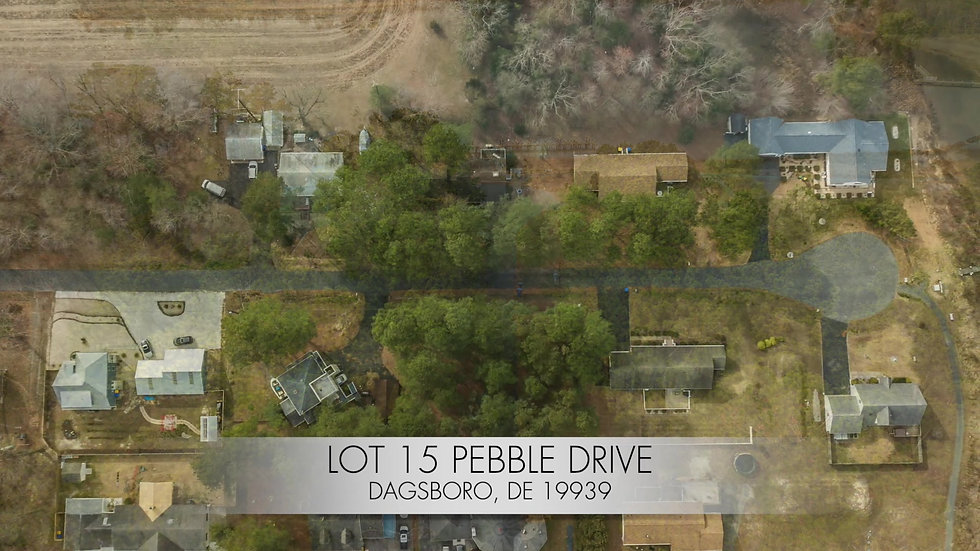 Lot 15 Pebble Drive