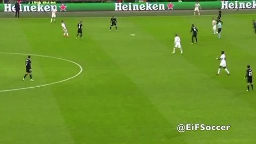 Kane v Real Madrid