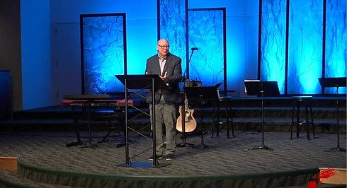 Pastor Chris' Installation