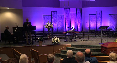 Wanda Whattoff Memorial Service