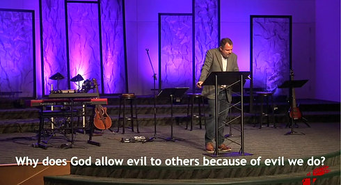 Lessons from God's Judgment