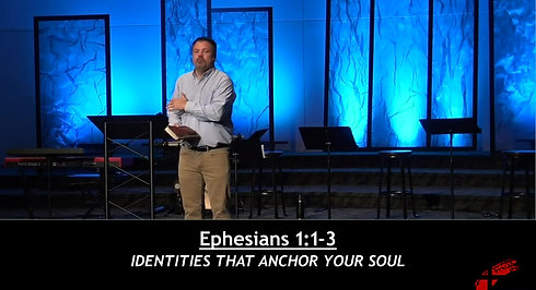 Identities to Anchor Your Soul