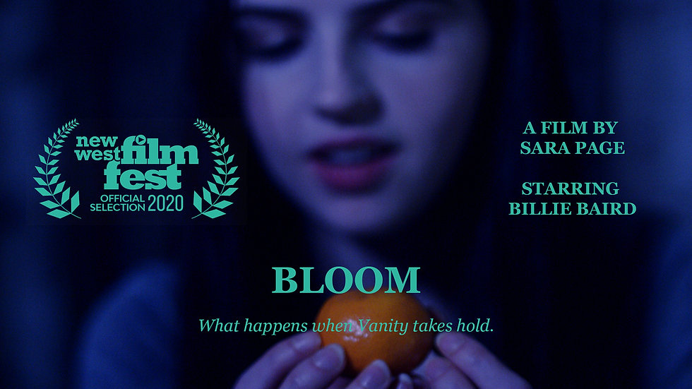 Bloom TRAILER (2019)