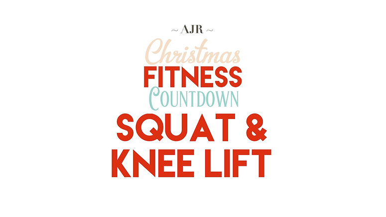 Squat & Knee Lift