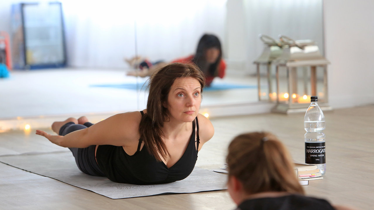 Yoga - Unlimited Yoga and Master Classes for £25 a month