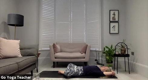 Go Restorative Yoga with Caroline