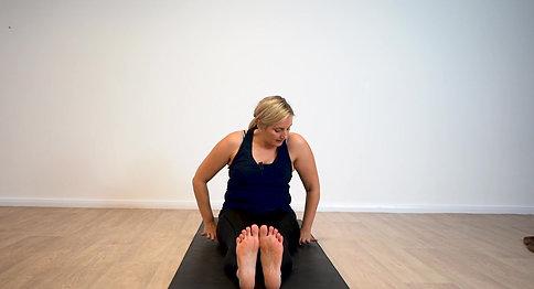Simple Yoga Practise