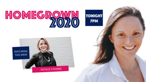 Home Grown 2020 with Natalie Coombe