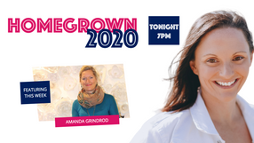 Home Grown 2020 with Amanda Grindrod