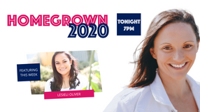 Home Grown 2020 with Lesieli Oliver