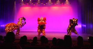 China Quebra Nozes Leões 2015