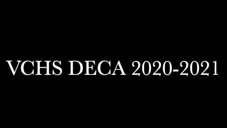 VCS DECA 2020-2021