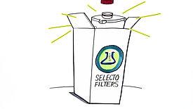 Selecto Filter Cartridge Change