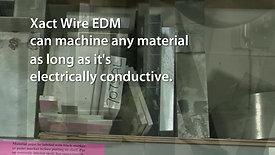 Xact - Advanced Wire EDM