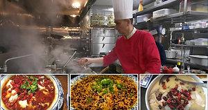Daxi Sichuan (大喜川菜)