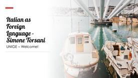 Italian as Foreign Language - Simone Torsani
