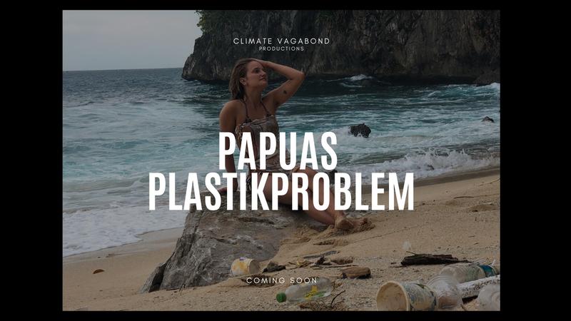 Papuas plastikproblem
