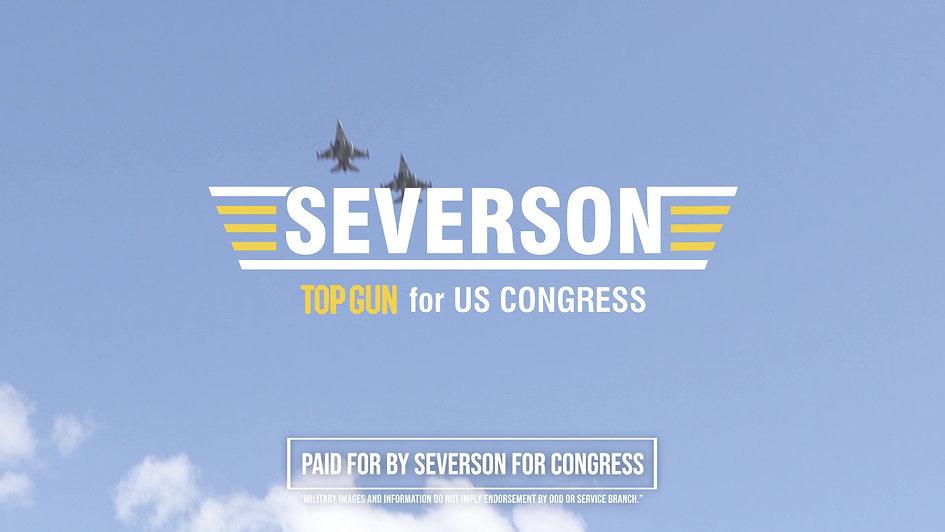 Dan Severson - Top Gun For Congress