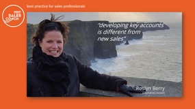 How key account management is different from sales
