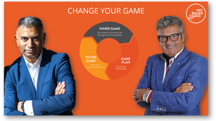 CHANGE YOUR GAME | MAKE MORE SALES