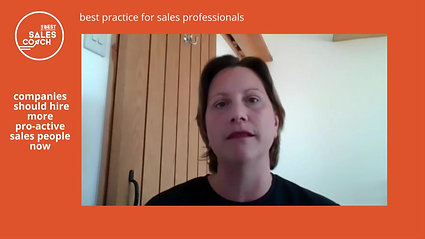 Why payments providers need to hire pro-active sales people