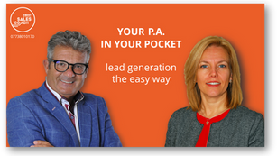 Personal lead generation made easy