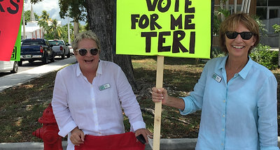 Teri For Mayor 2018