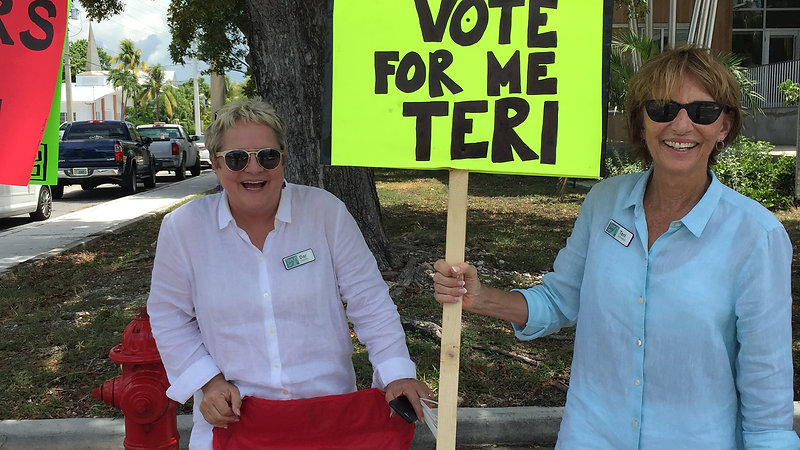 Teri for Mayor