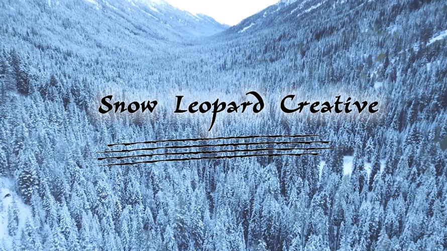 Snow Leopard Creative