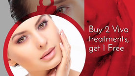 Radiant Aesthetic Holiday Promo