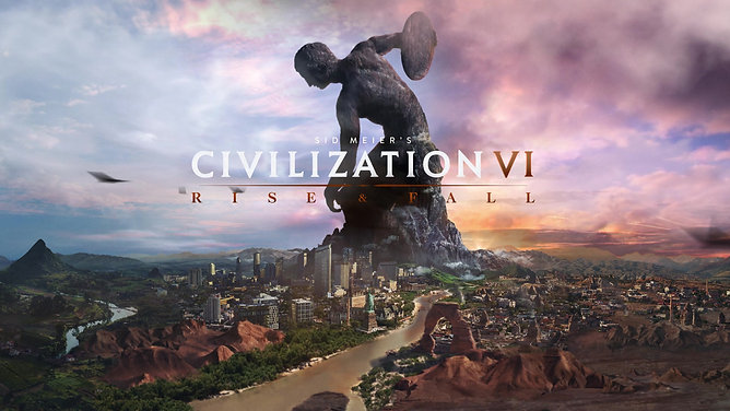 Civ VI Rise and Fall