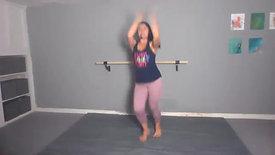 Turbo Kick + 10 Min Core and Stretch