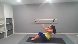 Holiday Power Pilates-Stretch-Mini Meditation