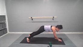 Power Pilates + Mini Stretch 45 Mins
