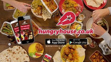 hungryhouse 'Tap & Taste' TVC Reel