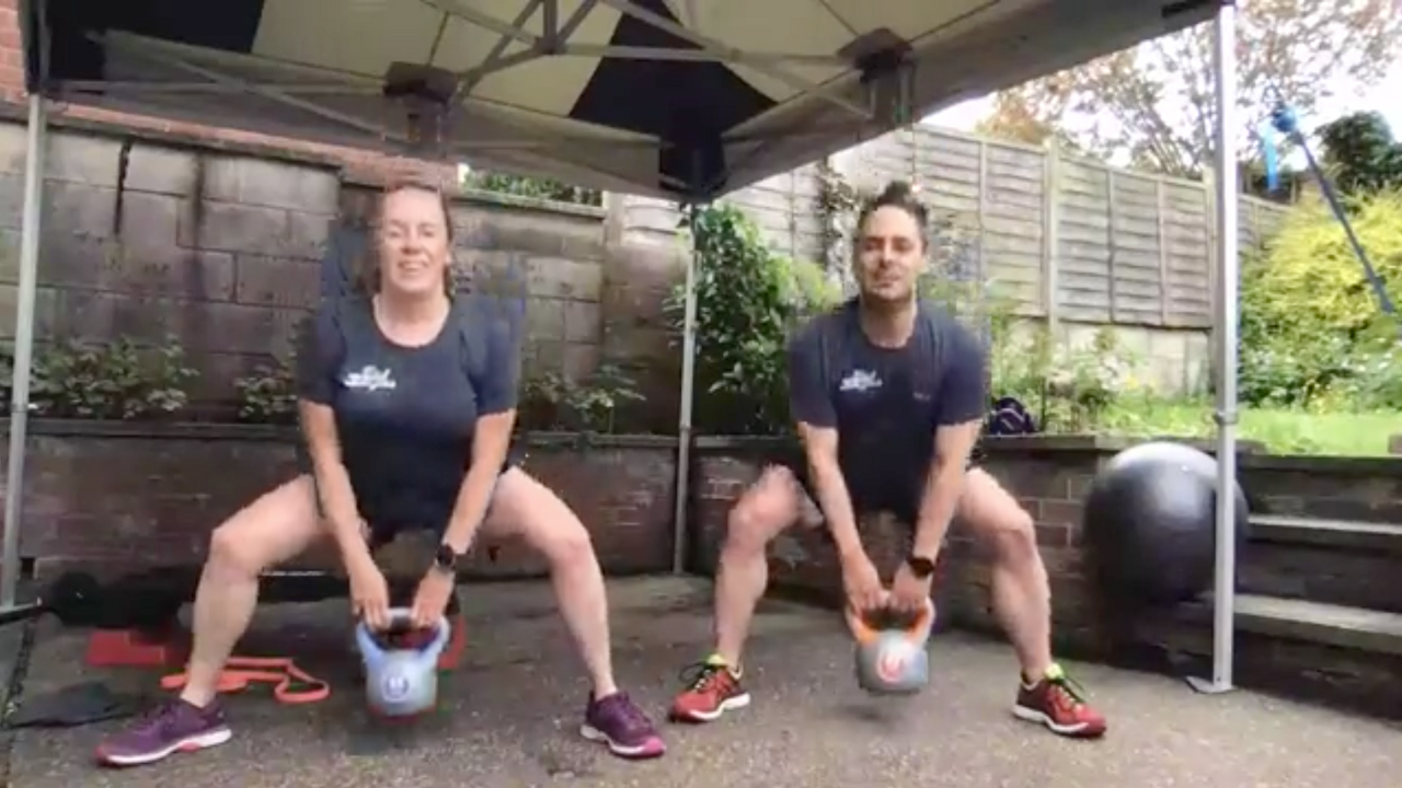 HIIT Workouts - Full Sessions