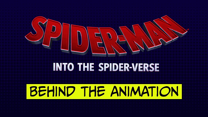 Animation Analysis Vlog: Spider-man Into the Spiderverse