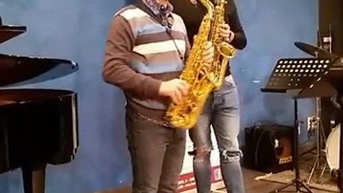 Masterclass con il Maestro Vincent David