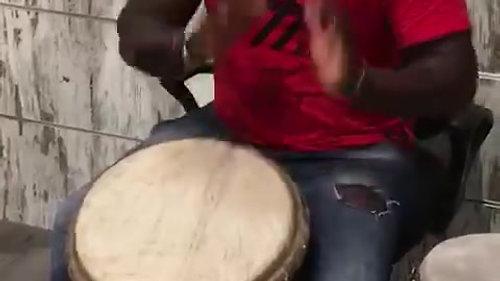 Percussioni e Danza Africana: Maestro Rasta Cool