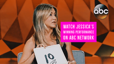 Jessica Haas Wins ABC's The Gong Show