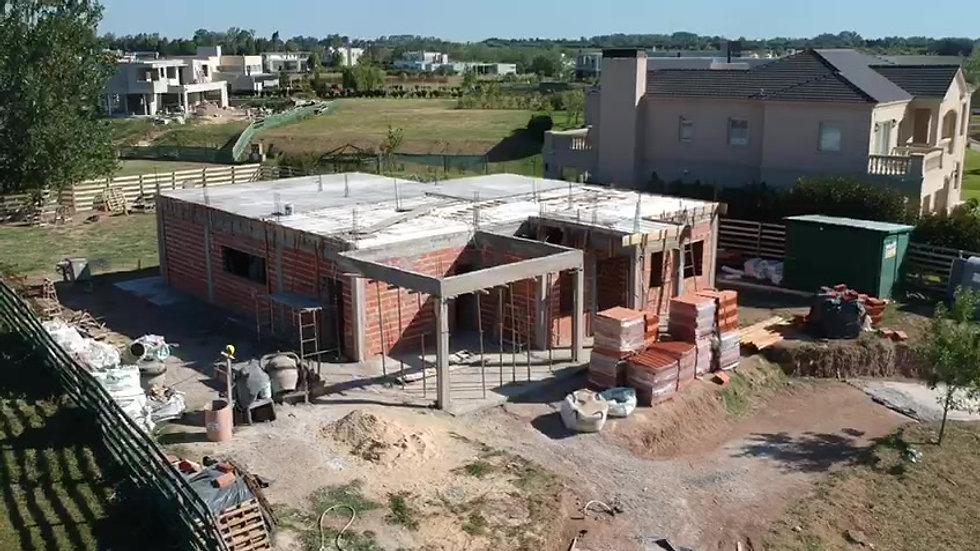 Obras Barrio Privado