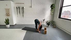 Vinyasa 1 (Core Balance)