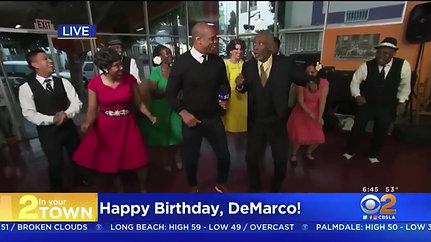 LASDP on CBS 2!