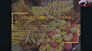 Iya J. Kongo Spirituality: Yeye Luisah Teish