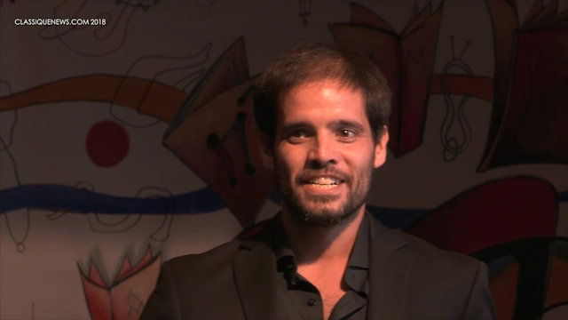 """Santiago Martinez in """"La Danza"""""""