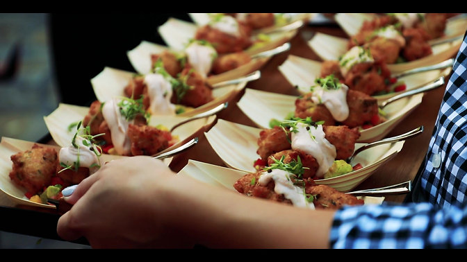 Simply Decadent Catering Promotional Video