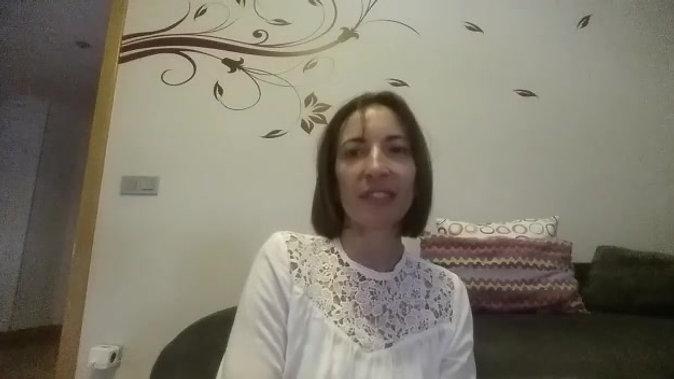 Testimonio sane Mariela